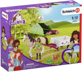 Schleich 42533 - Sarah's camping avontuur