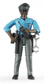 Bruder 60051 - Bworld politieman met accessoires