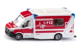 Siku 2115  - Mercedes  Benz Sprinter Miesen Ambulance (1:50)