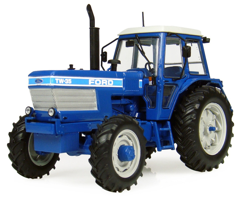 Universal Hobbies 4027 -Ford TW35 4WD 1983  (1:32)
