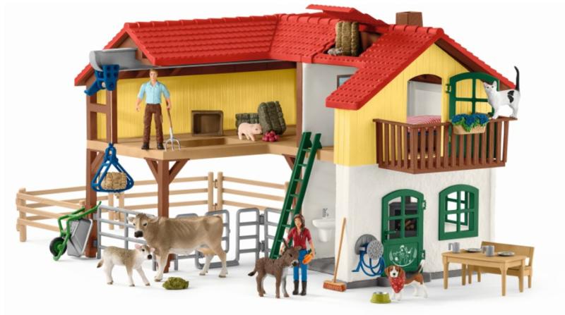 Schleich 42407 - Grote Boerderij