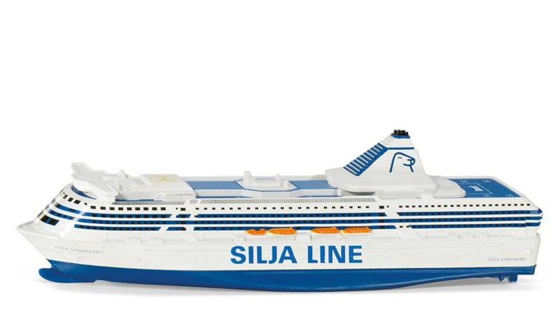"Siku 1729 - Schip ""Silja Symphony"" (1:1000)"