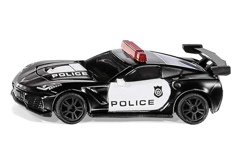 Siku 1545 - Chevrolet Corvette ZR1 Politie