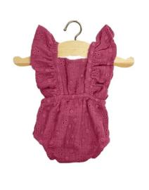 Minikane Doll jumpsuit | Framboos