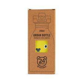 Noodoll - drinkfles Ricecracker - Geel