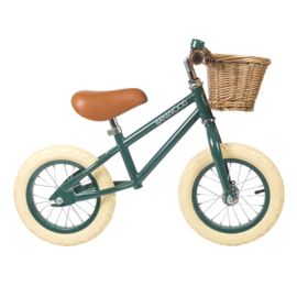Banwood First Go loopfiets - Green
