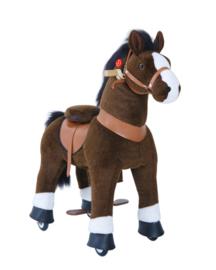 Ponycycle - Chocolade bruin paardje