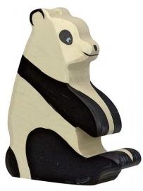 Holztiger pandabeer