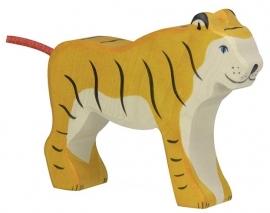 Holztiger tijger
