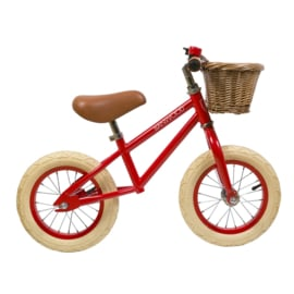 Banwood First Go loopfiets - Red