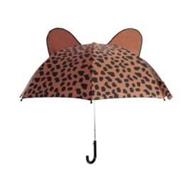Van Pauline - Paraplu Bear Caramel Spots