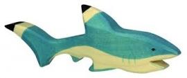 Holztiger haai