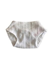 Minikane Doll onderbroek  | Wit
