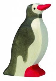 Holztiger pinguïn