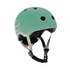 Scoot & Ride Helm X SMALL - Forest