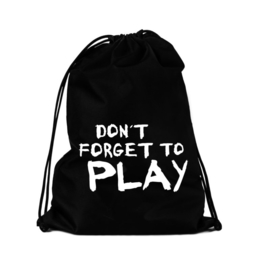 """Van Pauline rugzak """"Don't Forget To Play"""""""