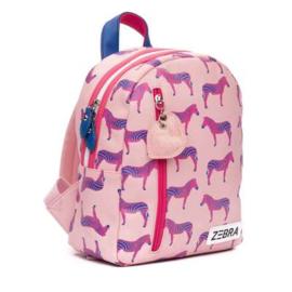 Zebra rugzak (S) - Zebra pink