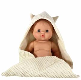 Minikane Doll badcape