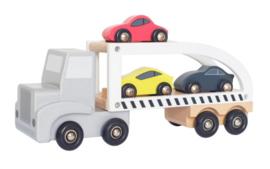 JaBaDaBaDo - Houten Autotransporter