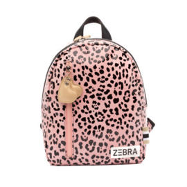 Zebra rugzak (S) - Pink Spot