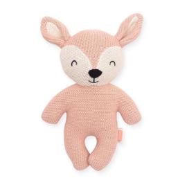 Jollein - Knuffel Deer pale pink