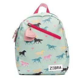 Zebra rugzak (S) - Wild Horses