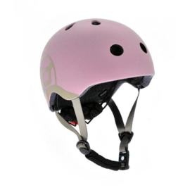 Scoot & Ride Helm XS - Rose