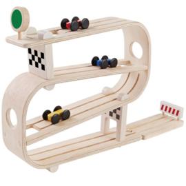 Plantoys houten racebaan ramp racer