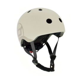 Scoot & Ride Helm S - Ash