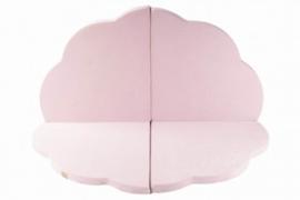 Meow - Speelmat wolkvorm - Roze