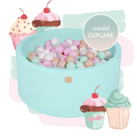"Meow ballenbad ""Cupcake"" mix"