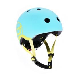 Scoot & Ride Helm XS - Blueberry