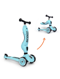 Scoot & Ride Step Highwaykick 1 - Blueberry