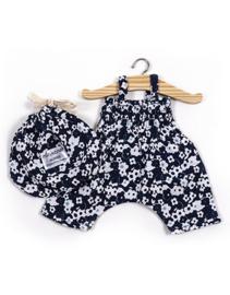 Minikane Doll jumpsuit | Botanische bloemen