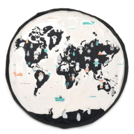 Play&Go speelkleed The Worldmap