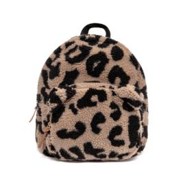 Petit Monkey - rugtas teddy leopard