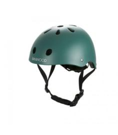 Banwood helm matte groen