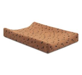 Jollein - Waskussenhoes jersey 50x70cm Spot caramel
