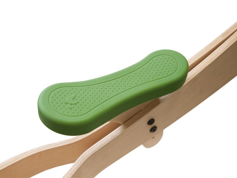 Wishbone - Seatcover groen