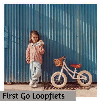 Banwood First Go Loopfiets