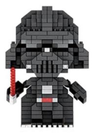 Diamond blocks Darth vader (+/- 300 blokjes)
