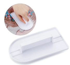 Gladstrijk tool voor diamond painting