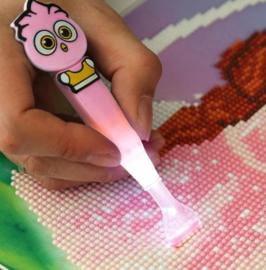 Pen voor diamond painten met licht (per stuk)