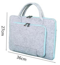 Opberg tas voor lichtpad A4 (36cmx27xm)