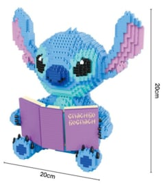 Diamond blocks Stitch met boek (2882 blokjes)