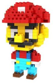 Diamond blocks Mario (160 steentjes)