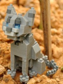 Diamond blocks Poesje (116 blokjes)