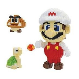 Diamond blocks Mario (+/- 1500 blokjes)