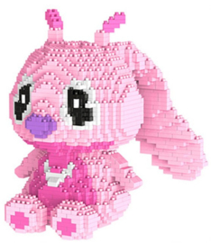 Diamond blocks angel (1617 blokjes)