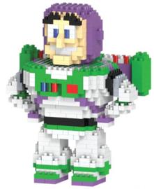 Diamond blocks Buzz Lightyear (+/- 700 blokjes)